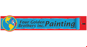 4 Golden Brothers Inc Painting logo
