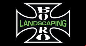 Boro Landscaping logo