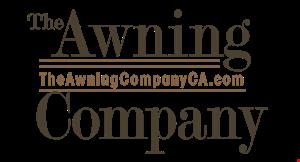 The Awning Company logo