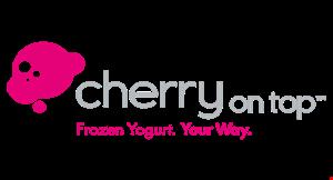 Cherry On Top Frozen Yogurt Coupons Deals Riverside Ca