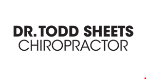 Dr. Todd Sheets, Chiropractor logo