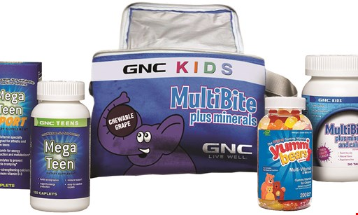 Product image for GNC 20%off multi vitamins