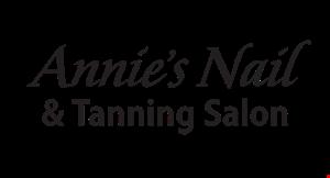 Annie's Nail & Tanning Salon logo