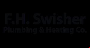 F.H. Swisher Plumbing & Heating Co. Coupons & Deals