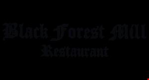 Black Forest Mill Restaurant logo