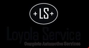 Loyola Service logo