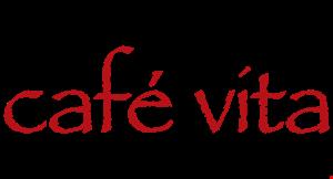 CAFE VITA logo