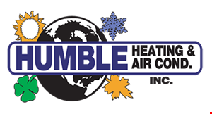 Product image for Humble Heating & Air Conditioning $250 OFF Any Lennox Or Amana A/C Or Furnace Installation