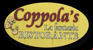 Coppola's La Fantasia Restaurant logo
