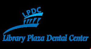 Library Plaza Dental Center logo