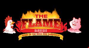 FLAME BBQ logo