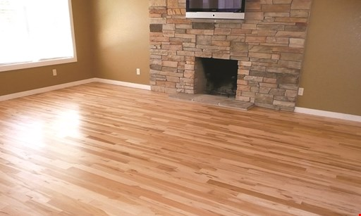 Product image for Floor Gurus Starting at $5.99 per sq. ft. COREtec Plus luxury vinyl plank.