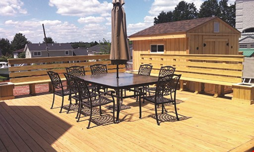 Product image for Ako Builders & Home Improvements $599 off any deck