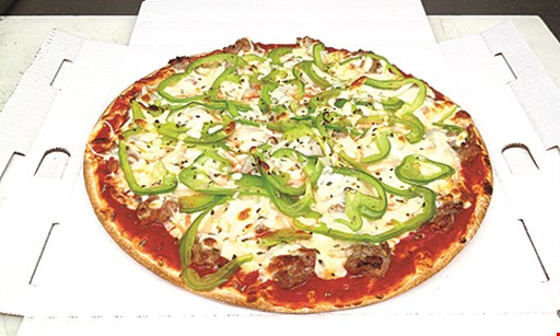 Product image for WAYNE'S PIZZA 10% OFF any order.