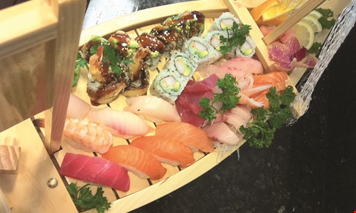 Product image for Sakura Sushi & Asian Cuisine $10 OFF any purchase of $80 or more before tax.