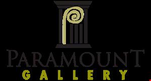 Paramount Gallery logo