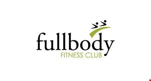Fullbody Fitness Club logo