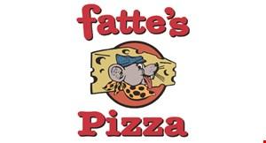 Fattes Pizza Paso Robles logo