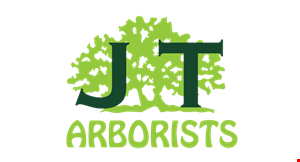 JT Arborists logo
