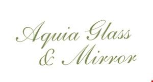 Aquia Glass & Mirror logo