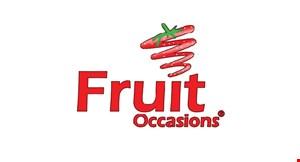 Fruit Occasions logo