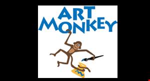 Art Monkey Studio logo