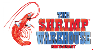 Shrimp Warehouse logo