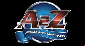 A2z Awnings logo