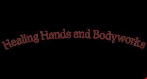 Healing Hands & Body Works logo