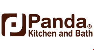 PANDA KITCHEN AND BATH logo