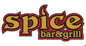 Spice Bar and Grill logo
