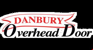 Danbury Overhead Door logo