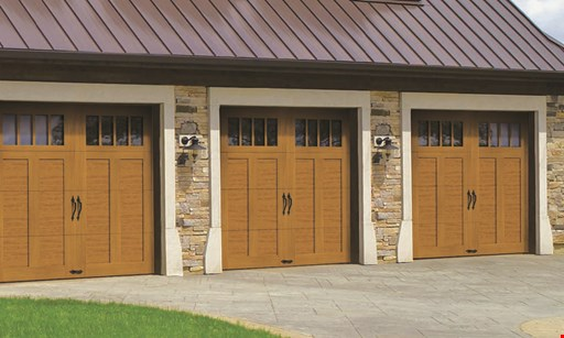 Product image for Danbury Overhead Door $50 off ($1,500 or more).