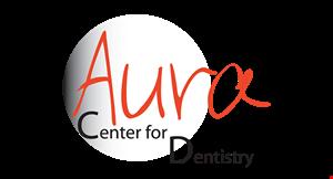 Aura Center for Dentistry logo