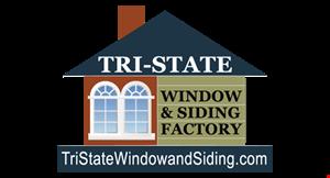Tri-State Window & Siding Factory logo
