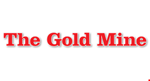 The Gold Mine logo