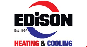 Edison Heating & Cooling logo