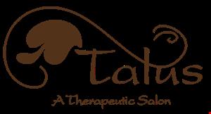 Talus - a Therapeutic Salon logo