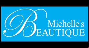 Michelle's Beautique logo
