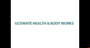 Ultimate Health & Body Works logo
