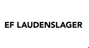 Product image for Ef Laudenslager Inc UP TO $500 Off Installation.