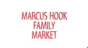 Marcus Hook Family Market logo
