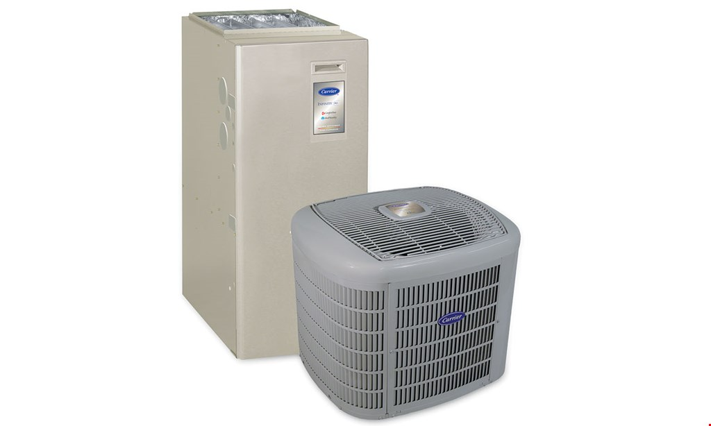 Product image for Bartlett Heating & Air Conditioning $69 furnace or A/C clean & check