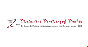Distinctive Dentistry of Dundee logo