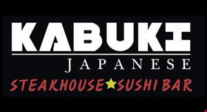Kabuki Japanese Steakhouse and Sushi Bar logo
