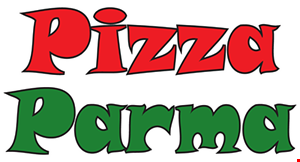 PIZZA PARMA logo