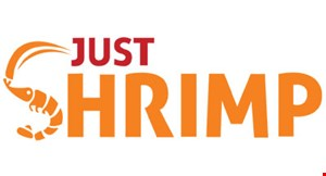 Just Shrimp logo