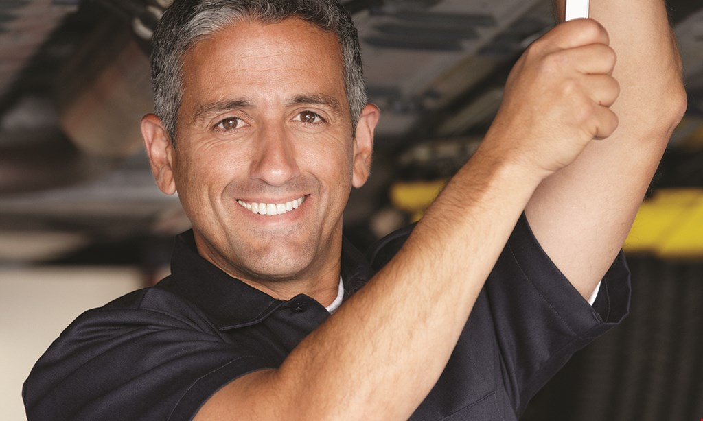 Product image for Choice Quick Lube & Auto Repair $15 off MOBIL1 full service oil change
