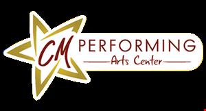 CM Performing Arts Center logo