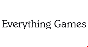 Everything Games logo